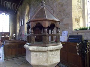 St Peter's: The Font