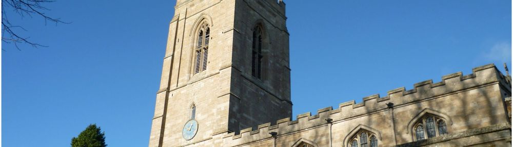 St Peter's Church, Church Langton, view of the Tower